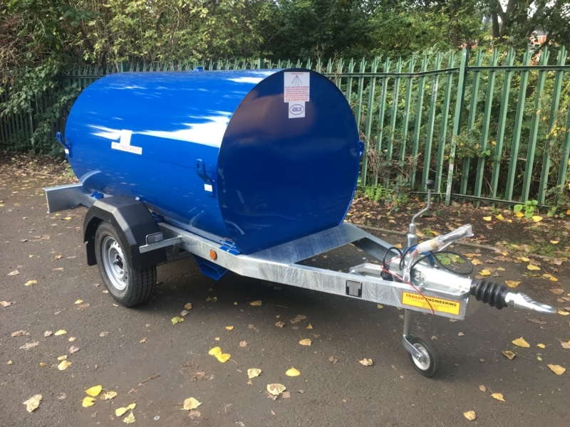 950 litre What is a Bowser? Trailer Engineering