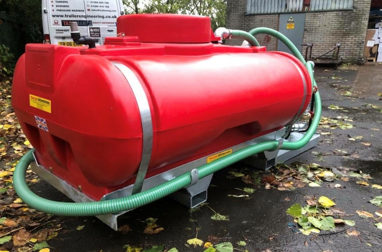 Pickerings Toilet Tanker