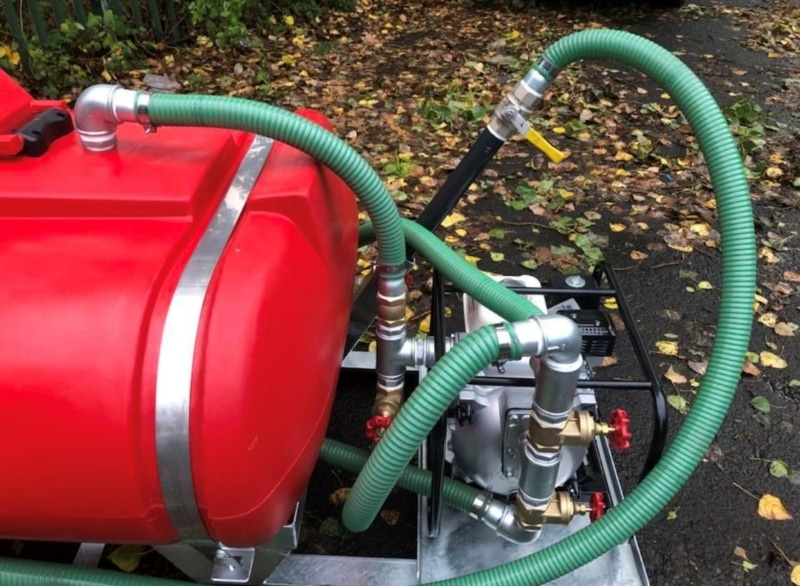 Toilet Tanker Pump Pickerings