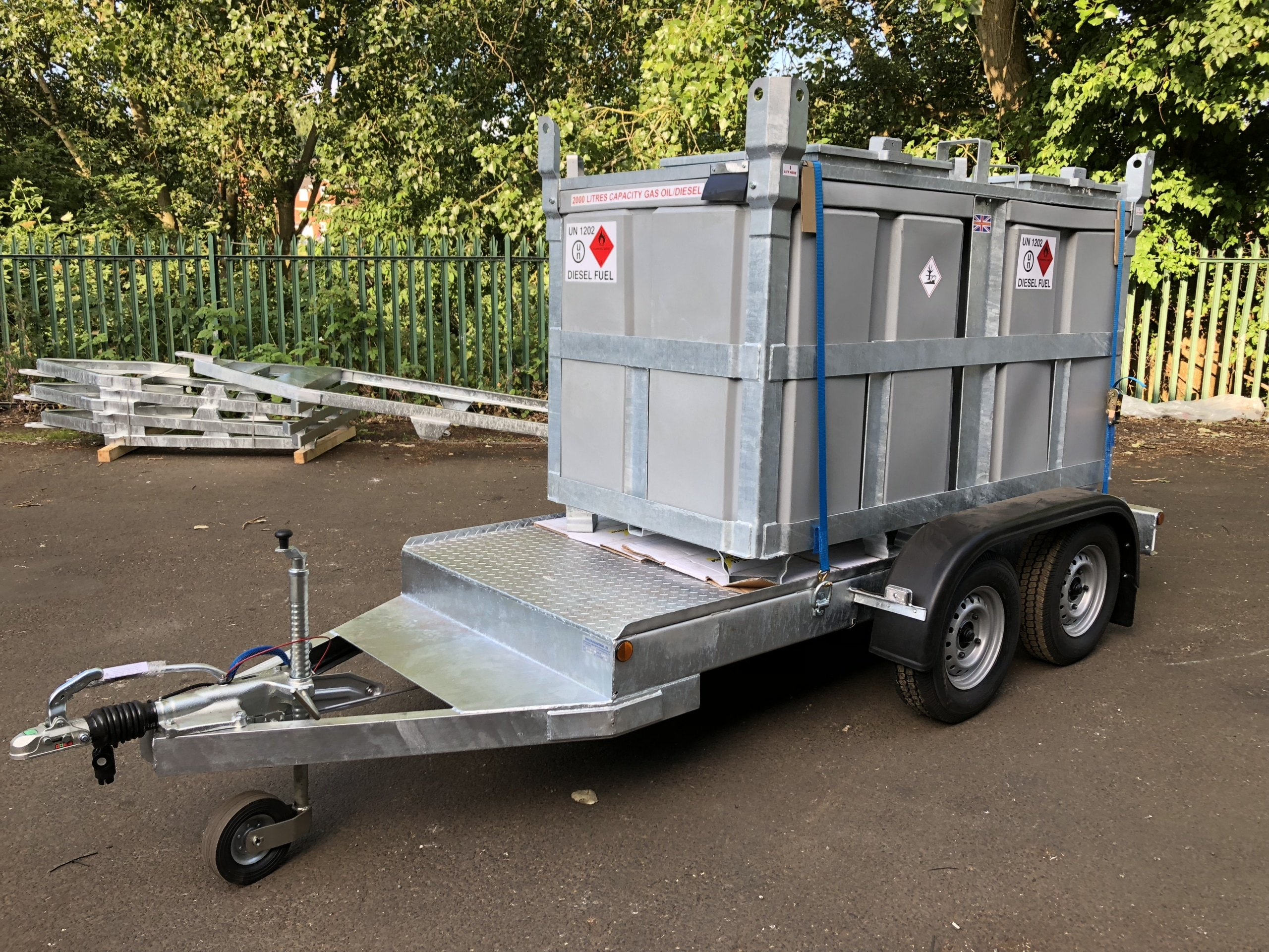 IMG 2239 scaled 3000kg Polycube Twin Axle Trailer Engineering