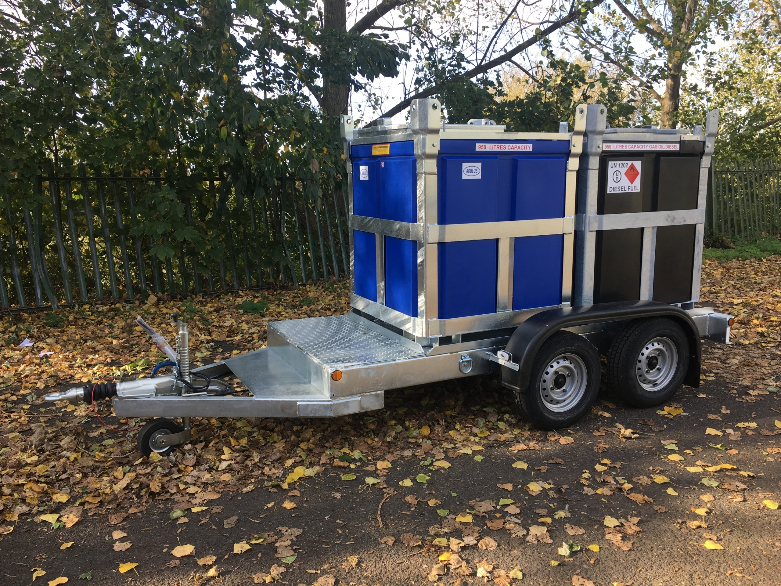 IMG 3431 scaled 3000kg Polycube Twin Axle Trailer Engineering