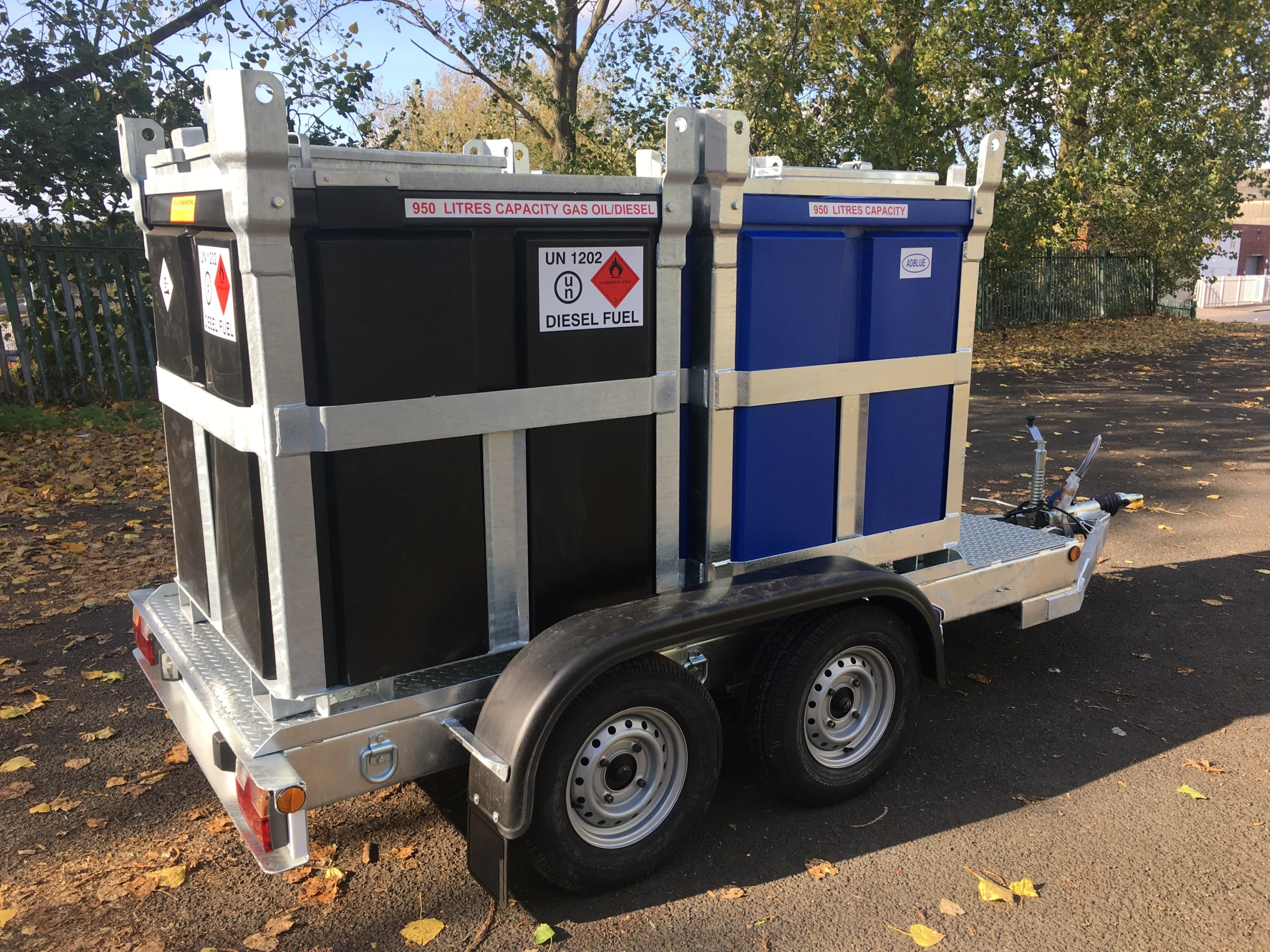 IMG 3441 scaled 3000kg Polycube Twin Axle Trailer Engineering