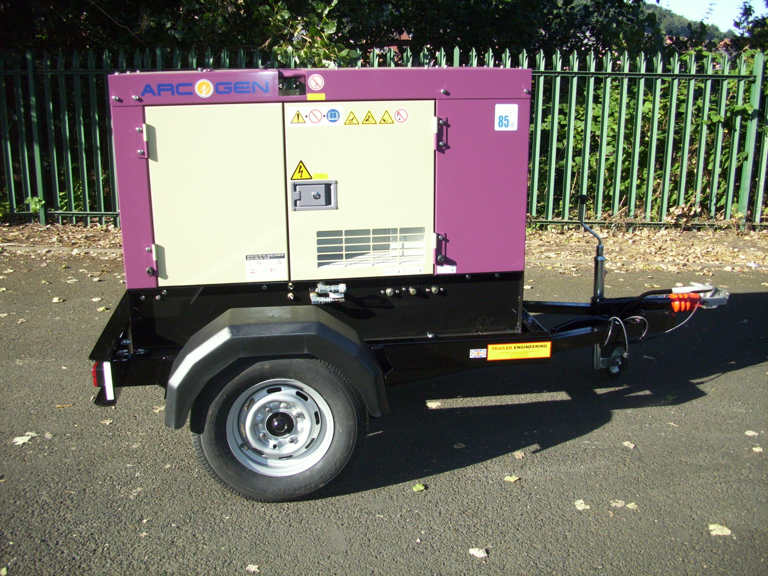 100 2576 scaled Bespoke Generator Trailer Trailer Engineering