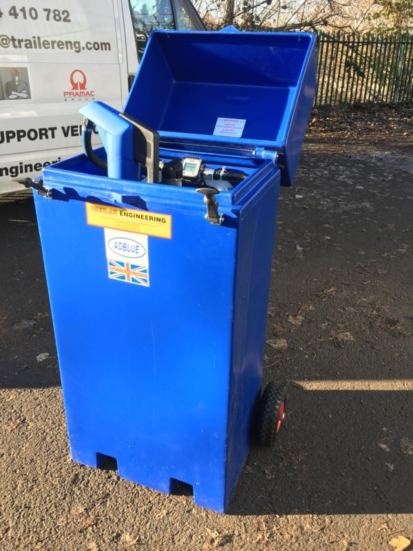 Adblue Bowset / Fuel caddy