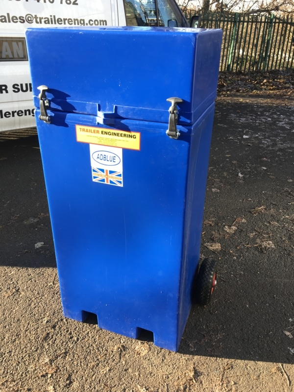 110 litre Adblue tank fuel caddy