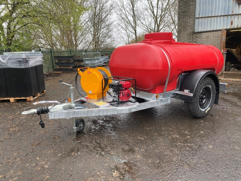 Fire Fighting Water Bowser