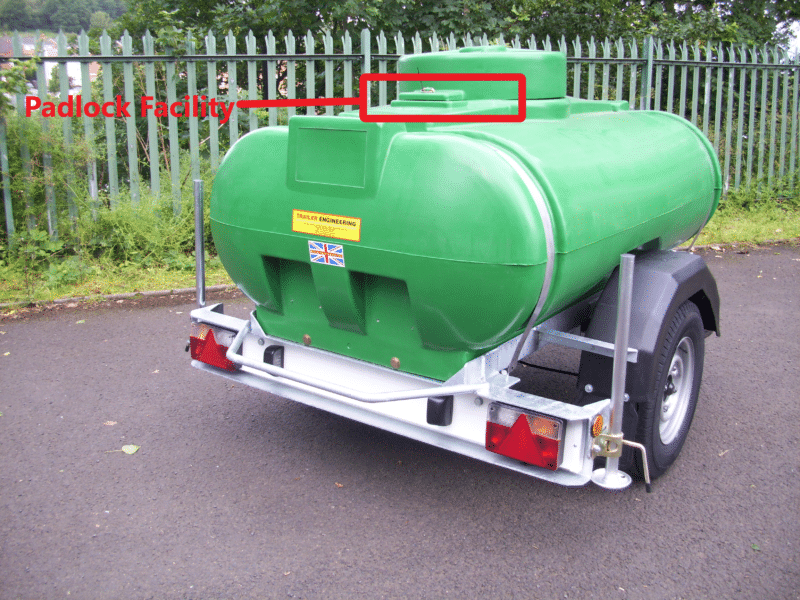 padlock water bowser What is a Bowser? Trailer Engineering